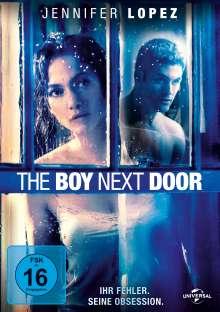 The Boy Next Door, DVD