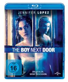 The Boy Next Door (Blu-ray), Blu-ray Disc