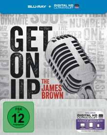 Get On Up (Blu-ray im Steelbook), Blu-ray Disc