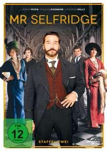 Mr. Selfridge Season 2, 3 DVDs