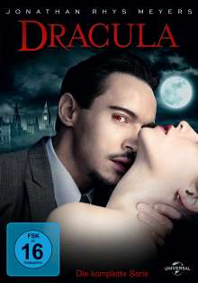 Dracula Staffel 1, 3 DVDs
