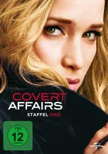 Covert Affairs Season 3, 4 DVDs