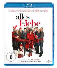 Alles ist Liebe (Blu-ray), Blu-ray Disc