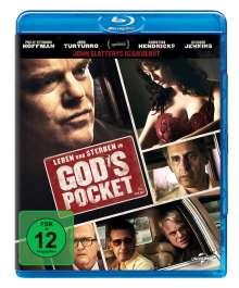 Leben und Sterben in God's Pocket (Blu-ray), Blu-ray Disc
