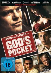 Leben und Sterben in God's Pocket, DVD