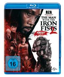 The Man With The Iron Fists 2 (Blu-ray), Blu-ray Disc