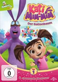 Kati & Mim-Mim Vol. 1: Der Ballonbaum, DVD