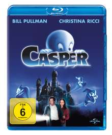 Casper (Blu-ray), Blu-ray Disc