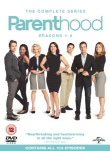 Parenthood - The Complete Series (UK Import), 27 DVDs