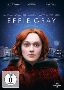 Effie Gray, DVD