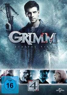 Grimm Staffel 4, 6 DVDs