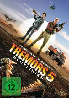 Tremors 5 - Blutlinien, DVD