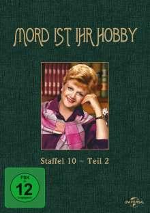 Mord ist ihr Hobby Staffel 10 Box 2, 3 DVDs
