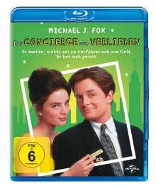 Ein Concierge zum Verlieben (Blu-ray), Blu-ray Disc