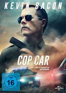 Cop Car, DVD