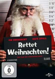 Rettet Weihnachten!, DVD