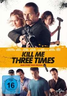 Kill me three Times, DVD