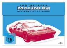 Magnum (Komplette Serie), 44 DVDs