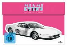 Miami Vice (Komplette Serie), 30 DVDs
