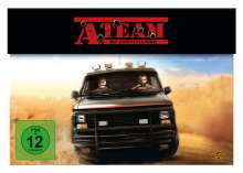 Das A-Team (Komplette Serie), 27 DVDs