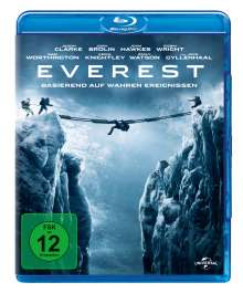 Everest (Blu-ray), Blu-ray Disc
