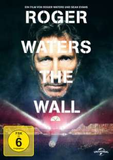 Roger Waters: The Wall, DVD