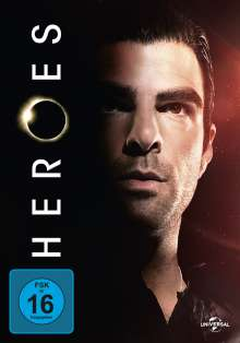 Heroes Season 4 (finale Staffel), 6 DVDs