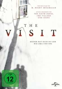 The Visit, DVD