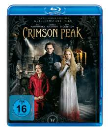 Crimson Peak (Blu-ray), Blu-ray Disc