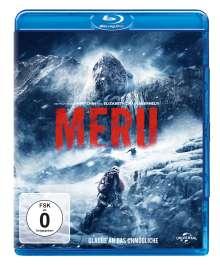 Meru (Blu-ray), Blu-ray Disc