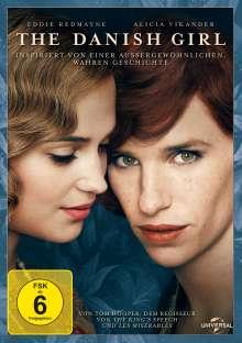 The Danish Girl, DVD