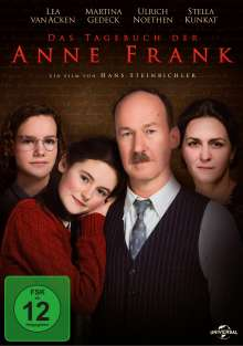 Das Tagebuch der Anne Frank (2015), DVD