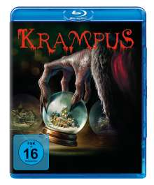 Krampus (Blu-ray), Blu-ray Disc