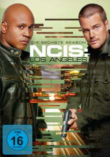 Navy CIS: Los Angeles Season 6, 6 DVDs