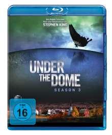 Under The Dome Season 3 (finale Staffel) (Blu-ray), 4 Blu-ray Discs