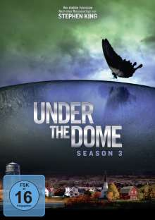 Under The Dome Season 3 (finale Staffel), 4 DVDs