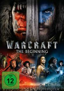 Warcraft: The Beginning, DVD