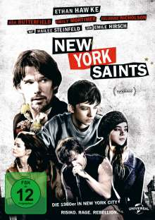 New York Saints, DVD