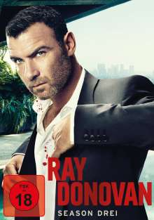 Ray Donovan Staffel 3, 4 DVDs