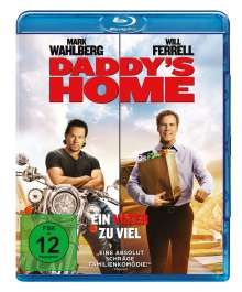 Daddy's Home (Blu-ray), Blu-ray Disc