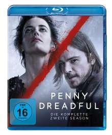 Penny Dreadful Season 2 (Blu-ray), 4 Blu-ray Discs