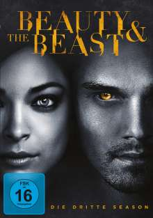 Beauty and the Beast Season 3, 4 DVDs