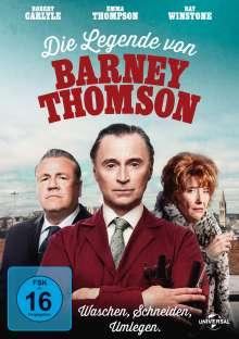 The Legend of Barney Thomson, DVD