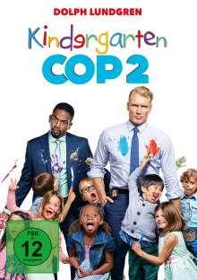 Kindergarten Cop 2, DVD