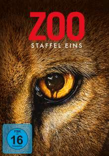 Zoo Staffel 1, 4 DVDs