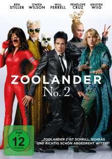 Zoolander No. 2, DVD