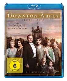 Downton Abbey Season 6 (finale Staffel) (Blu-ray), 3 Blu-ray Discs