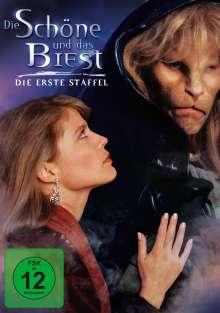 Die Schöne und das Biest (1987) Season 1, 6 DVDs