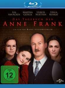 Das Tagebuch der Anne Frank (2015) (Blu-ray), Blu-ray Disc