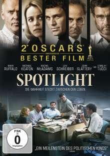 Spotlight, DVD